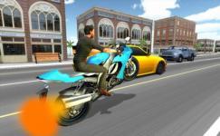 Moto Racer 3D HD screenshot 3/3