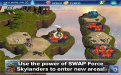 Skylanders Battlegrounds single screenshot 1/4