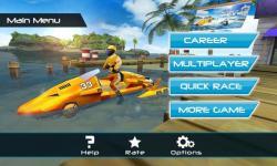 Powerboat Racing 3D opened screenshot 1/6