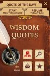 3001 Wisdom Quotes screenshot 1/1