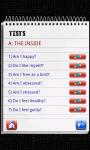 Personality Psychology App screenshot 2/5