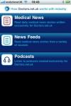 Medical news screenshot 1/1