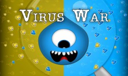 Virus War Android screenshot 1/6