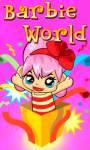 Barbie World j2me screenshot 1/6