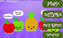 Draw fruits for kids screenshot 1/3