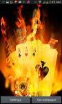 Hot Poker Hand LWP screenshot 3/3
