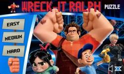 Wreck It Ralph Puzzle  screenshot 1/5