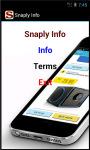 Snaply Info screenshot 2/4
