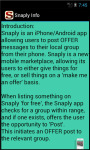Snaply Info screenshot 4/4