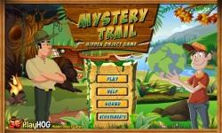 Free Hidden Object Games - Mystery Trail screenshot 1/4