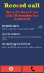 Call Record screenshot 3/5