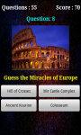 Europe Miracles screenshot 3/4