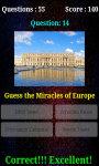 Europe Miracles screenshot 4/4