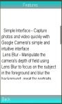 Google Camera Photo screenshot 1/1