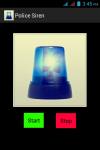 Police Siren Sound screenshot 1/2