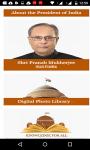 The President of India screenshot 1/3