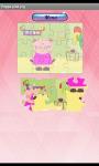 Pepa Pink Puzzle games screenshot 2/3