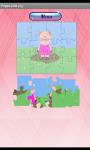 Pepa Pink Puzzle games screenshot 3/3