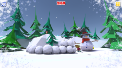 Snowball screenshot 1/6