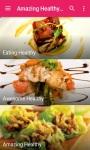 Amazing Healthy Recipes screenshot 3/6