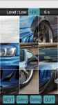 Cars Puzzle Game Lite screenshot 1/3