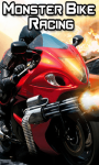 Monster Bike Racing Free screenshot 2/3