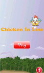 Chicken-in-Line screenshot 1/4