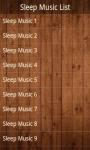 My Sleep Music screenshot 1/5