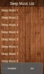 My Sleep Music screenshot 5/5