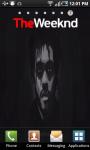 The Weeknd LWP screenshot 1/3