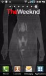 The Weeknd LWP screenshot 3/3
