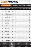 Mais Futebol screenshot 1/1