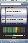 RadioNatin Indonesia screenshot 1/1