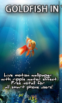 Goldfish In Your Phone LWP screenshot 1/3
