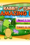 Rabbit and Turtle's Amazing Race HD  See, Touch & Learn screenshot 1/1