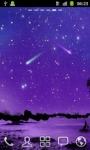 Shining Stars in Moonlight HD LWP screenshot 3/3