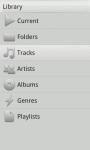 mplay music player screenshot 5/5