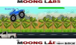 Crazy Monster Driver - Free screenshot 4/4