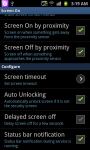 Screen On Off screenshot 2/3