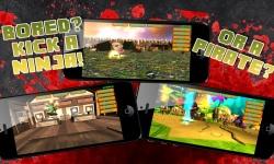 Kick the Angry Dummy Buddy 3D Flick Fun screenshot 2/2