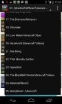 Minecraft Game Video screenshot 2/6