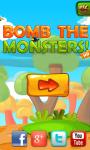 Bomb The Monster screenshot 1/6