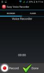 Voice Recording screenshot 1/3