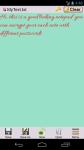 Notes2SD Text Editor - An android notepad screenshot 2/6