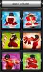 Christmas Dress Photo Montage Free screenshot 2/6