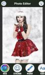 Christmas Dress Photo Montage Free screenshot 3/6