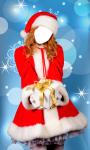 Christmas Dress Photo Montage Free screenshot 4/6