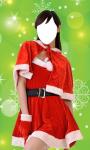 Christmas Dress Photo Montage Free screenshot 5/6