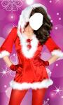 Christmas Dress Photo Montage Free screenshot 6/6