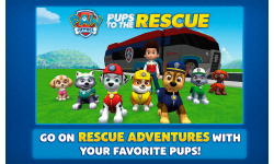 PAW Patrol Pups to the Rescue HD screenshot 1/3